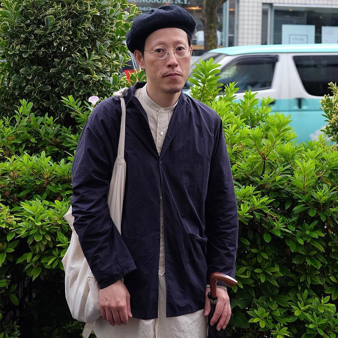 You want to see more berets or more bolos? From Tokyo with love, Mordechai ?️