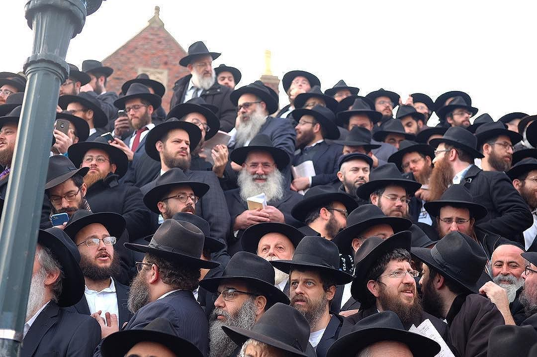 annual chabad lubavitch rabbis convention