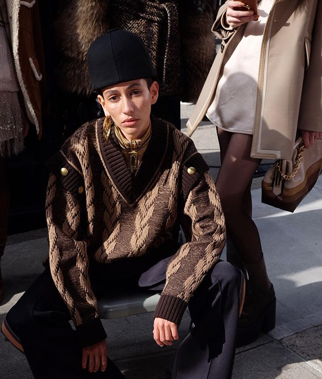 jamel shabbaz woulda loved this show @themarcjacobs