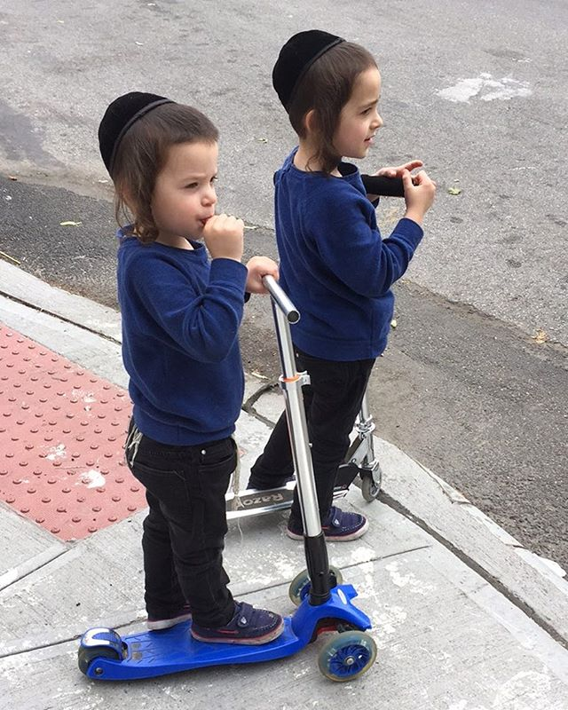 young chassidic styles
