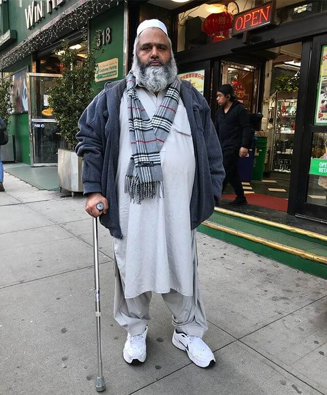 Growing up chassidic jewish, I have a real appreciation for all types of religious garb
